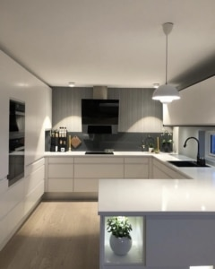 New Zealand Project -kitchen 01