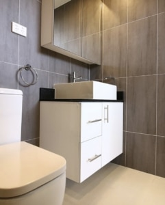 Nigeria bathroom vanity