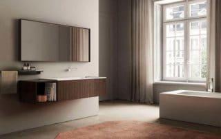 modern bathroom vanities-Hamiltion