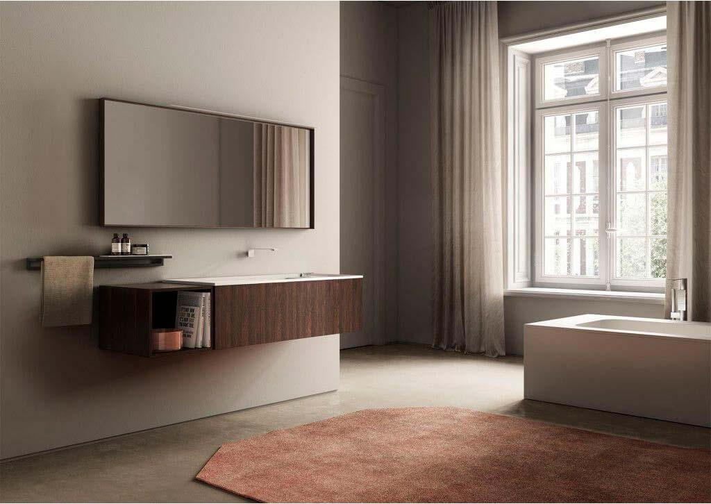 modern bathroom vanities-Hamiltion