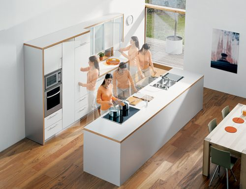 How to ergonomically plan for your kitchen cabinet?