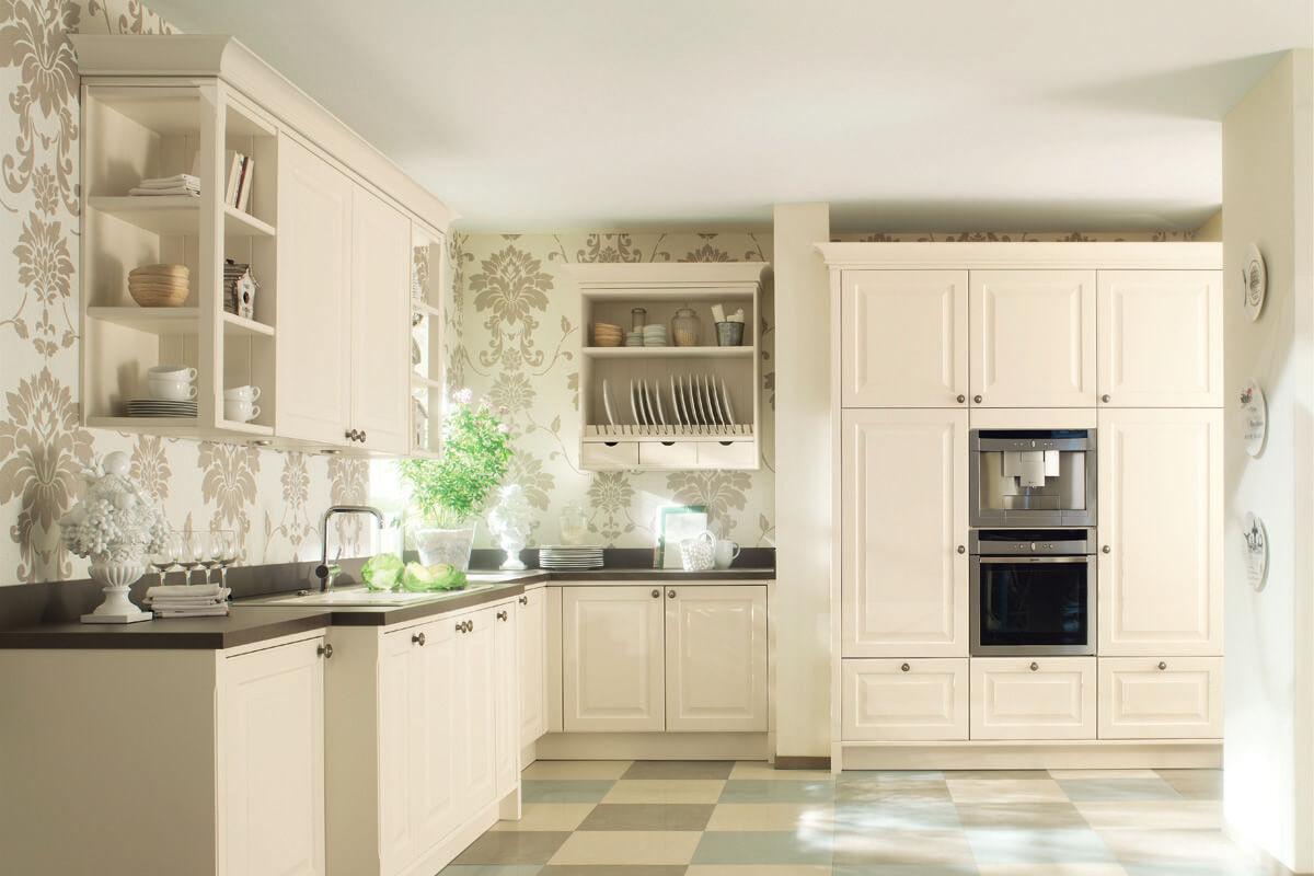 nature wood kitchen cabinets