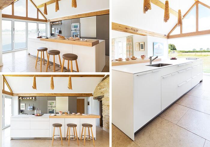 kitchen cabinet design for villa