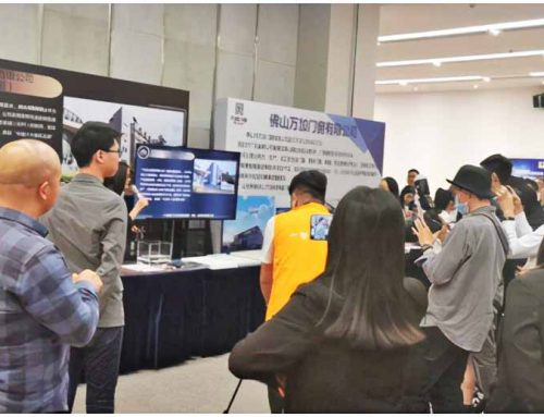 PA KITCHEN Spotlighted at the 1st Foshan Building Materials Fair